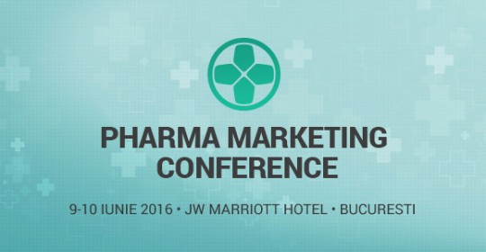 Pharma Marketing Conference aduce cele mai noi oportunitati de promovare pentru industrie