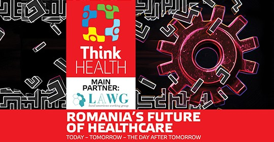 Conferinta ThinkHealth VIITORUL SISTEMULUI DE SANATATE DIN ROMANIA ZIUA DE DUPA MAINE 13 octombrie 2016
