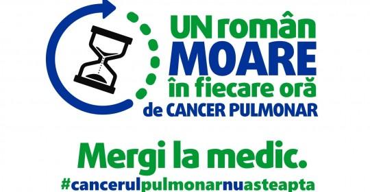Diagnosticați la timp și cu acces la tratamentul potrivit, pacienții cu cancer pulmonar ar avea de cinci ori mai multe șanse de supraviețuire*