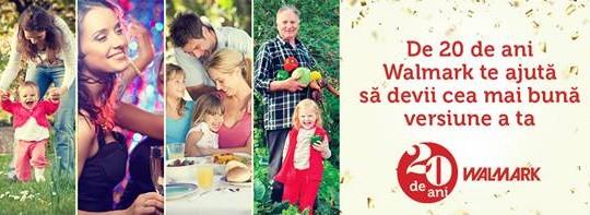 Walmark 20 de ani de succes în România