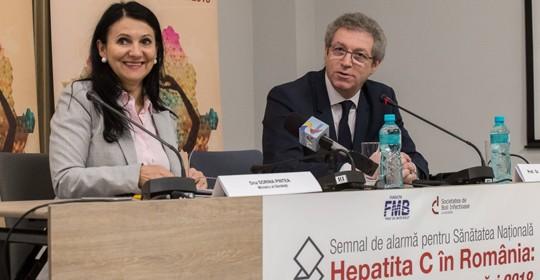 Hepatita C în România: Bilanț 2017 – Provocări 2018